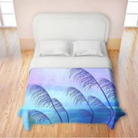 Duvet Cover Fleece Toddler, Twin, Queen, King from DiaNoche Designs by Iris Lehnhardt Home Decor and Bedding Ideas Unique Designer Decorative - Tropical