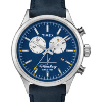 The Waterbury Chronograph - Timex US