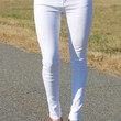Perfect White Skinny Jeans