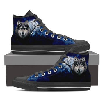 Grey Wolf Shoes
