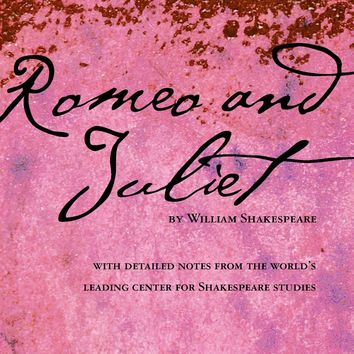 Romeo and Juliet Folger Shakespeare Library Reprint