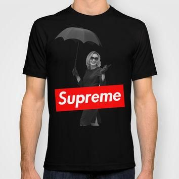 The Supreme T-shirt by Daniel Alvarez
