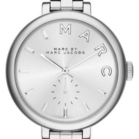 MARC BY MARC JACOBS 'Sally' Round Bracelet Watch, 36mm | Nordstrom