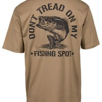Bass Pro Shops Don't Tread Bass T-Shirt for Men | Bass Pro Shops