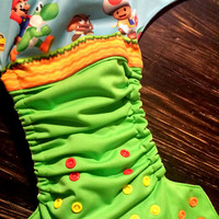 Layer washable / cloth diaper