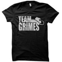 Team Grimes T-Shirt - group walking dead t-shirt daryl dixon rick grimes hoodie ladies tank tee tshirt