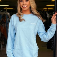 Southern Darlin Bows Before Bros Longsleeve