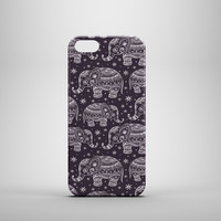 INDIAN ELEPHANT PATTERN Design Custom Case for iPhone 6 6 Plus iPhone 5 5s 5c iPhone 4 4s Samsung Galaxy s3 s4 & s5 and Note 2 3
