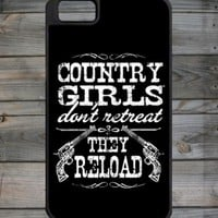 Country Girls ™ Reload iPhone 4/4S Phone Case/Cover