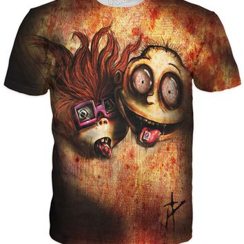 Rugrats on Acid T-Shirt