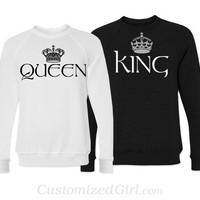 Matching Couple Shirts You Both Will Love! | CustomizedGirl Blog