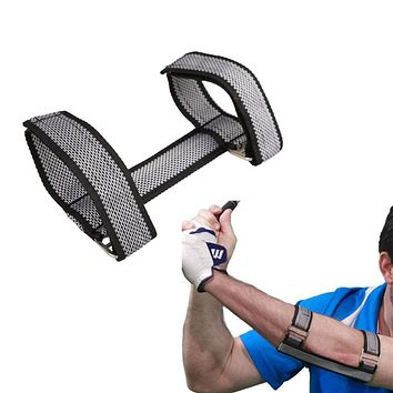 Golf Elbow Arc Posture Corrector Crank Arm Trainer Practice for Beginners ARE4