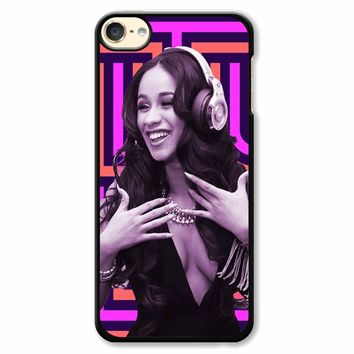 Cardi B 4 iPod Touch 6 Case