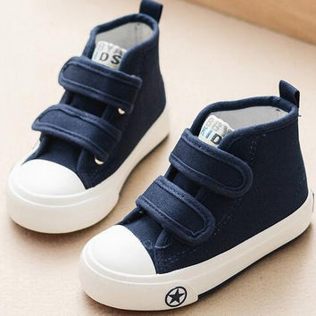 boy shoes sandals 2016 new children sandals in the little boy Han Banchao baby shoes