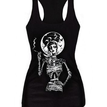 New Arrival Black Sports Tank Tops Women Sexy Sleeveless T Shirt Clothes Elastic Yoga Running Vests Camisole Skeleton S-4XL