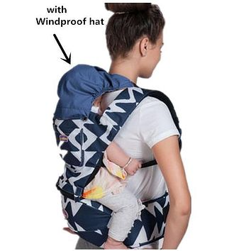 Promotion! cotton baby carrier infant Sling Toddler wrap Rider baby carriage backpack suspenders