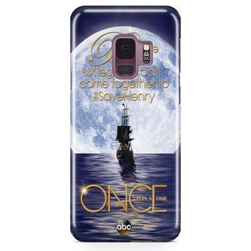 Once Upon A Time Samsung Galaxy S9 Case | Casefantasy