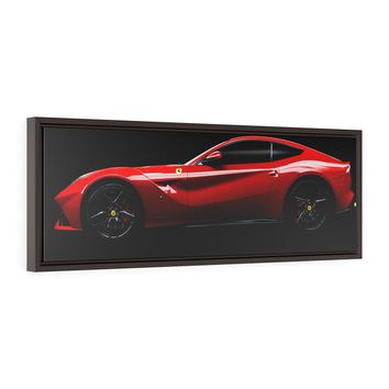 Ferrari F12 Berlinetta Canvas Gallery Wrap