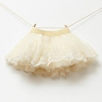 Noella White Lace Skirt - Skirts - Bottoms
