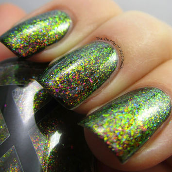 Peculiar Patina - UltraDENSE Chrome Flakie Polish