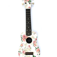 The Rose Ukulele