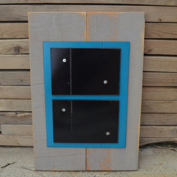 PIcture Frame displays  2- 4x6 ... Modge Podge Ready