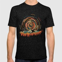 The Geometry of Sunrise T-shirt by Dianne Delahunty
