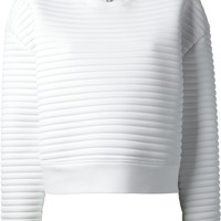 Neil Barrett Ribbed Boxy Sweater