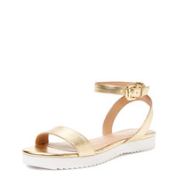 Rory Two Piece Flatform Sandal