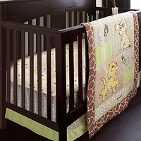 Disney Lion King Crib Bedding Set for Baby - Personalizable | Disney Store