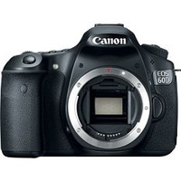 Canon EOS 60D 18 MP CMOS Digital SLR Camera Body Only