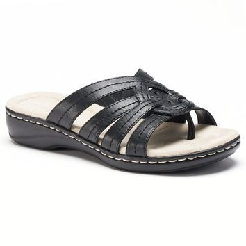 5d3310fee Best Croft And Barrow Sandals Products on Wanelo