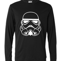 Fashion Star War 2017 autumn long sleeve casual t shirt men Cool Storm Trooper TShirt homme harajuku hip-hop top brand clothing