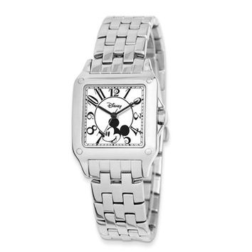 Square Mickey Mouse Watch