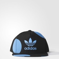 adidas Snap-Back Cap - Blue | adidas US
