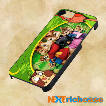 alvin and the chipmunks and the chipettes for iphone, ipod, ipad and samsung galaxy case