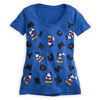 Disney Mickey Mouse Tee for Women | Disney Store
