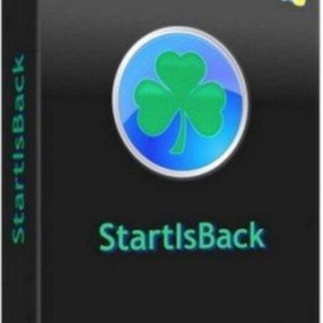 StartIsBack Plus 1.7.5 Full License Key Crack Free Download