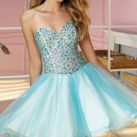 Alyce Sweet 16 3589 Dress