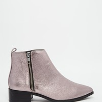 ASOS ASTRONOMICAL Pointed Ankle Boots