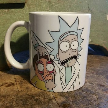 Rick and Morty 11oz Mug