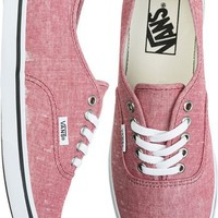 VANS AUTHENTIC LO PRO SHOE | Swell.com