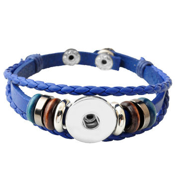 Trendy Friendship Bracelet (Blue)