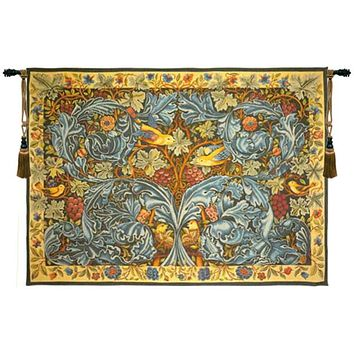 Vignes and Acanthes French Tapestry