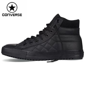 ONETOW Original New Arrival 2016 Converse all star converse boot pc Unisex Skateboarding Shoe