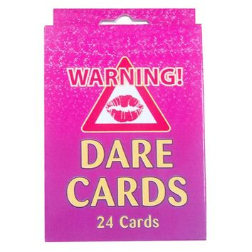 Hen Party Supply Bachelorette Party Dare Card 24pcs/pack Girls Out Night Party Prop Party Game