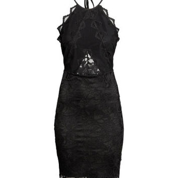 H&M Lace Dress $30