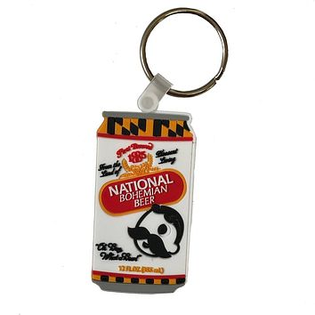 Natty Boh Commemorative Can / Key Chain