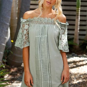 Tabitha Dress MINT