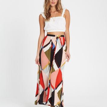 Honey Money Maxi Skirt